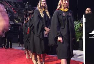 CODI Students Receive Masters Degrees